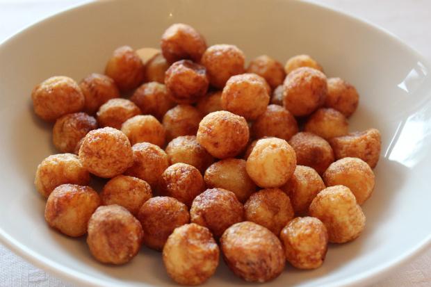 Pommes noisettes II